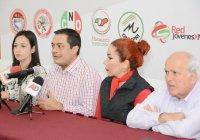 Presentan a Itzel Ríos como Secretaria Adjunta a la presidencia del CEN del PRI