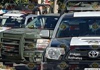 Tecomán: tres armados irrumpen domicilio, se llevan 55 mil pesos, alhajas, pistola y más