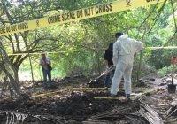 Cerca de la playa el Ahijadero localizan cadáver semienterrado, en Tecomán; podría haber más