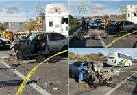 Trágico percance carretero a la altura de Sayula, deja tres personas fallecidas
