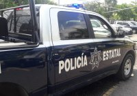 Policía Estatal detiene a dos sujetos por robo