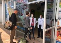 Aplican acciones de control en aeropuertos por coronavirus