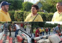 Se beneficiaron cien familias con el programa de cemento a bajo costo: Salvador Bueno