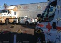 Se registra fuerte accidente en Armería, sobre la autopista Col-Mzo; un lesionado