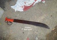 Tras riña, jornalero agrícola es herido con un machete en un rancho en Tecomán