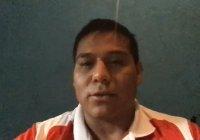 Invita el medallista Edgar Barajas a cumplir con medidas de prevención contra el Covid19