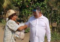 Por COVID-19, Carlos Carrasco entrega por segunda ocasión 1600 despensas en Ixtlahuacán