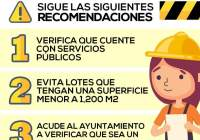 Promueve gobierno municipal de Cuahutemoc cultura de legalidad en la adquisición de lotes en el municipio