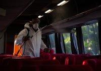 Sanitizado el 100% de transporte público colectivo en Manzanillo