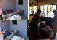 Se benefician mil familias con programa alimentario de pollo a bajo costo en Armería: Salvador Bueno