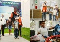 """Policía Municipal de Colima, recupera """"tesoro"""" de dos niños."""