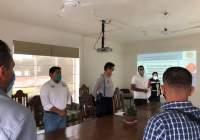 Municipio de Cuauhtémoc desarrolla sesión del consejo municipal de protección civil respecto a próximo temporal de ciclones y lluvias tropicales 2020