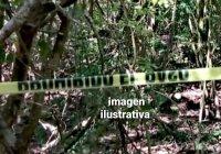 Localizan 3 fosas clandestinas cerca de Alcuzahue en Tecomán; recuperan cuatro cuerpos