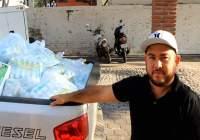 El alcalde Chava Bueno llevará huevo y leche a muy bajo costo a la gente de Armería