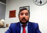 Emergencias nacionales depositan demasiado poder en el ejecutivo: Gonzalo Salerno