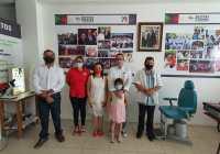 Ofrece el regidor Santiago Chávez programa de lentes a bajo costo en Tecomán