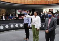 Isabel Martinez Flores se integra como diputadas de Morena