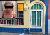 En Tecomán, mujer es detenida en cateo en la colonia Manuel Álvarez; le aseguraron droga