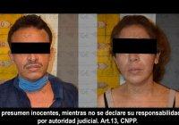 En Colima, detienen a pareja en posesión de droga en la Colonia Oriental