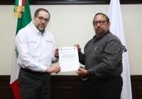 Asume Miguel Ángel García Ramírez titularidad de la Secretaría de Seguridad