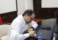 Gobernador explica situación financiera a sector educativo y asociaciones civiles