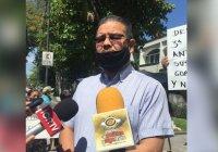Antorcha campesina demanda apoyos a los agremiados de la organización