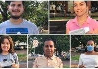 Entrega FEUC 22 becas de inscripción a estudiantes de licenciatura