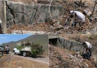 Da continuidad servicios públicos de Ixtlahuacán con el plan preventivo ante la llegada de la temporada de lluvias