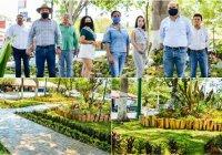 Continúa el rescate de espacios públicos en el municipio de Colima.
