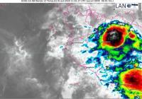 Onda tropical No. 10podría provocar lluvias en Michoacán,Nayarit,Jalisco, Guerrero y Colima