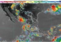 La onda tropical No. 16 podría provocar lluvias esta noche en las costas de Jalisco, Colima y Michoacán