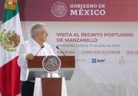 Presidente de la COPARMEX crítica que Militares asuman la responsabilidad de puertos y aduanas.