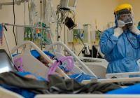 Por momentos, prácticamente al 100% la ocupación hospitalaria por Covid-19