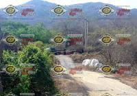 """Manzanillo- Cihuatlán: Dejan un """"embolsado"""" en una brecha cerca del mirador """" Solidaridad"""""""