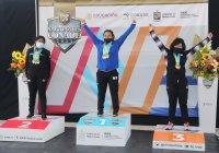 Colimenses obtienen medallas de bronce en levantamiento de pesas y voleibol