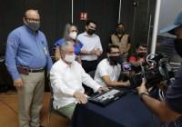 Canal 12 inicia transmisiones en Manzanillo