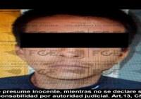 FGE Ejecuta orden de aprehensión a un hombre por privación ilegal de la libertad