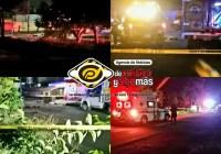 Asesinan a balazos a Director del Cereso de Colima y escolta; repelen agresión y muere un sicario