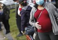 182 mujeres embarazadas han dado positivo a Covid-19: Salud