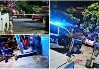 De cinco balazos ejecutan a un ciclista en la colonia Ponciano Arriaga, en Tecomán