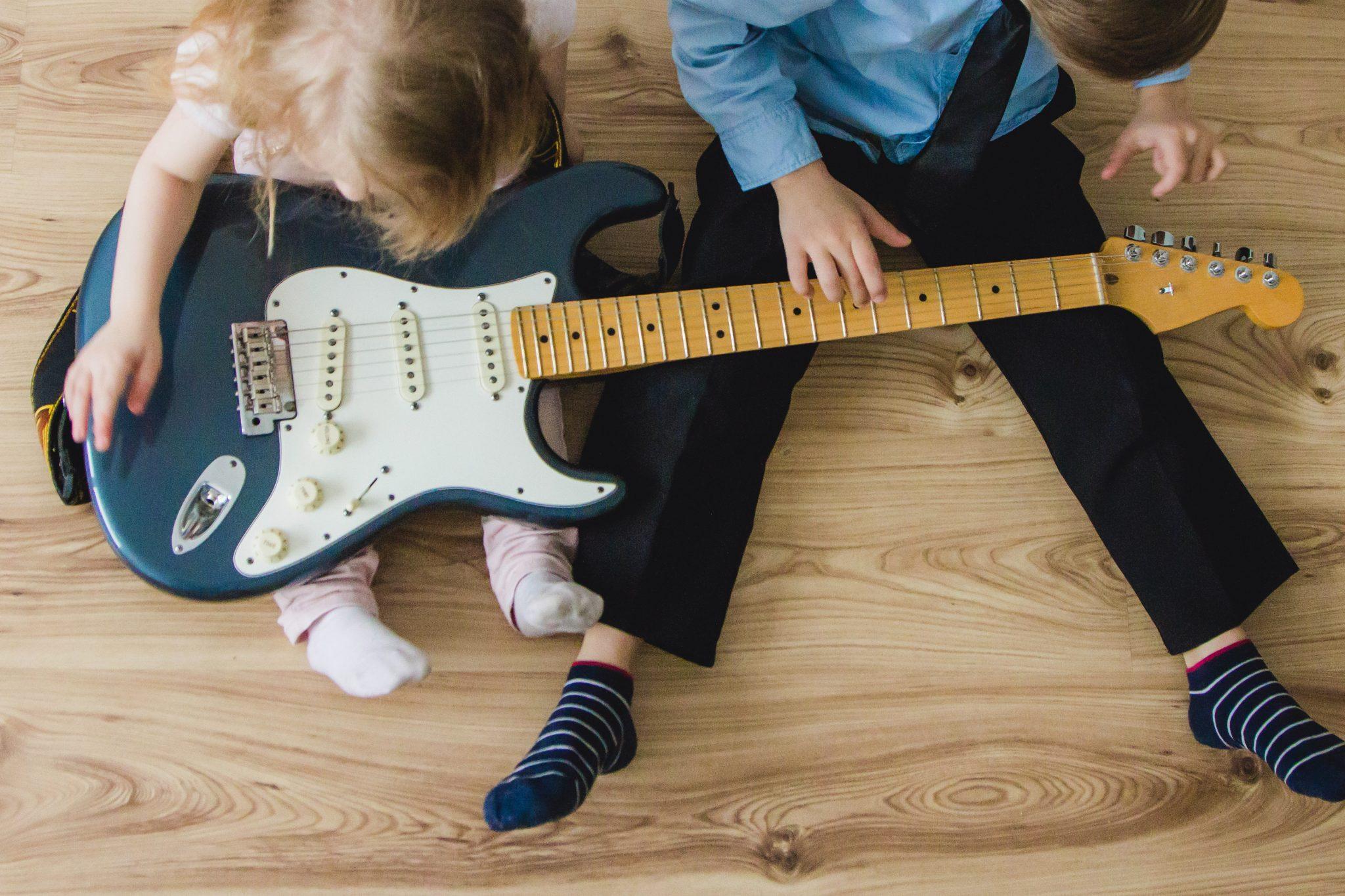Music 4 kids, Deel 1