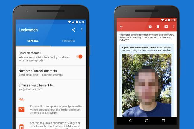 Así funciona la app Lookwatch en tu dispositivo Android. ¿Cómo lo debes configurar? (Foto: Google Play)