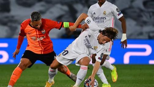 Real Madrid debuta con derrota por 3-2 ante el Shakhtar por Champions  League | FUTBOL-INTERNACIONAL | DEPOR