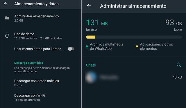 Conoce cómo eliminar los memes y fotos de WhatsApp rápidamente. (Foto: MAG)