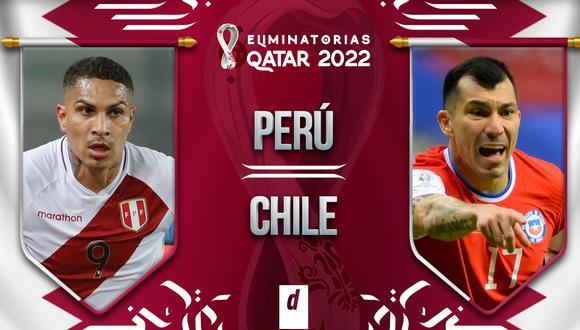 Chilevisión, Chile vs Perú EN VIVO GRATIS en Lima por Eliminatorias a Qatar 2022: partido de este jueves a través de TNT Sports Chile, Movistar y Latina | FUTBOL-PERUANO | DEPOR