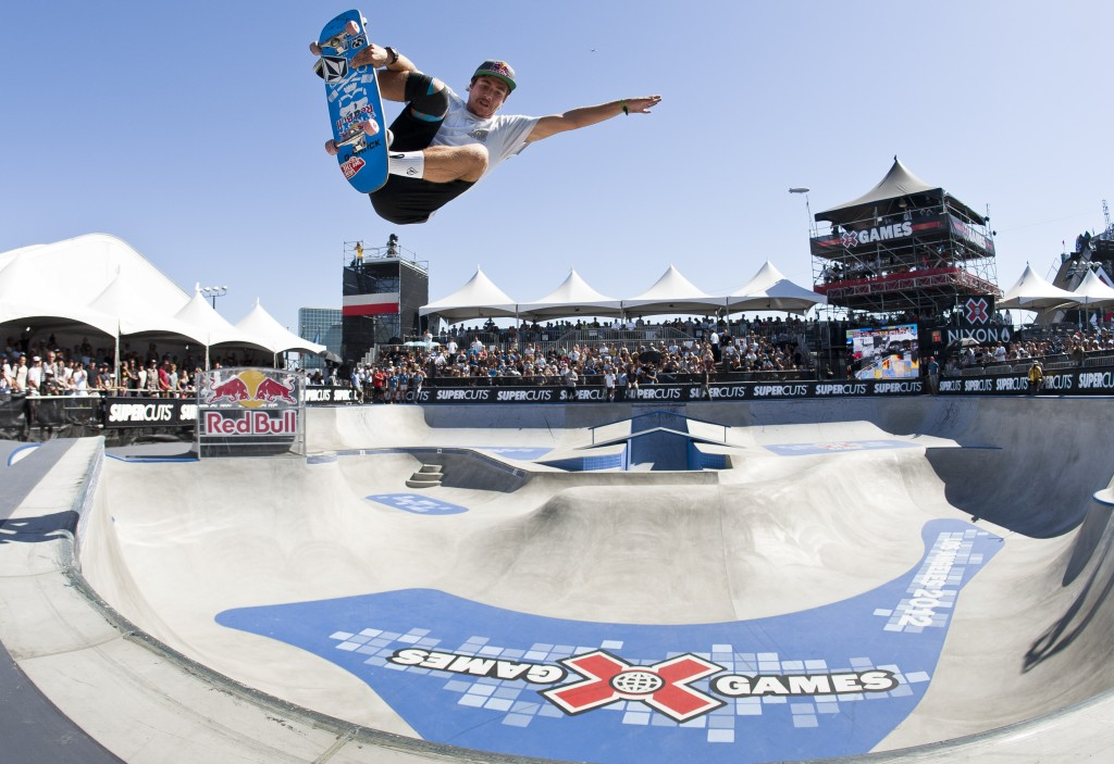 Pedro Barros - X Games Los Angeles 2012 - June 30, 2012