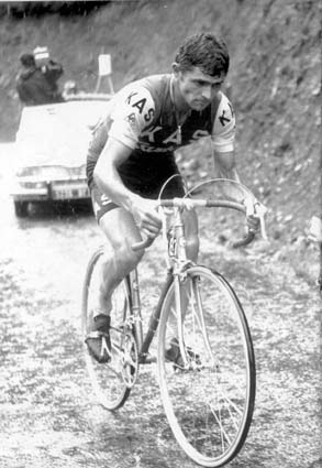 Sólo una pájara impidió al Tarangu destronar al invencible Merckx en la edición de 1974