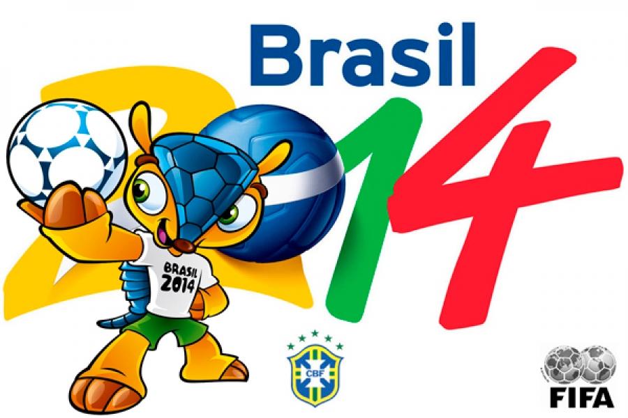 El mundial de fútbol de Brasil paralizará al planeta durante junio y julio.