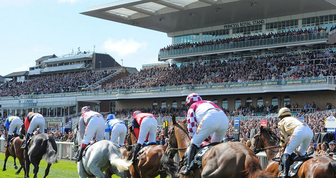 El hipódromo de Aintree acoge la carrera de obstáculos más conocida mundialmente.