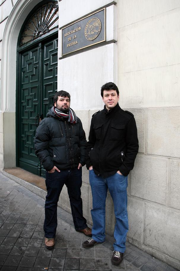 La Asociación de la Prensa de Madrid nos hizo un hueco en su sección de emprendedores cuando empezamos.